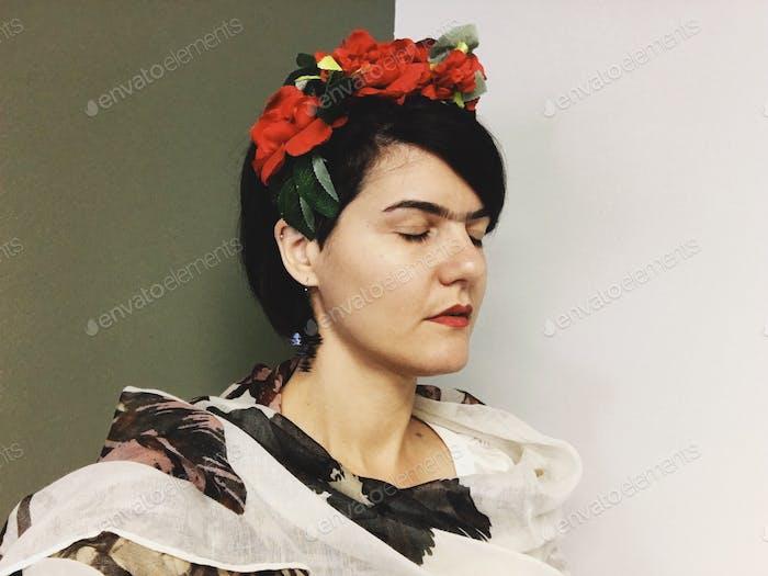 Frida costume
