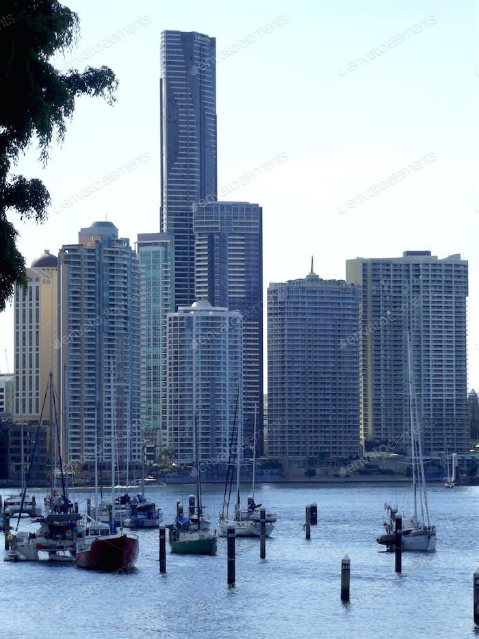 Brisbane, Australia - the river city