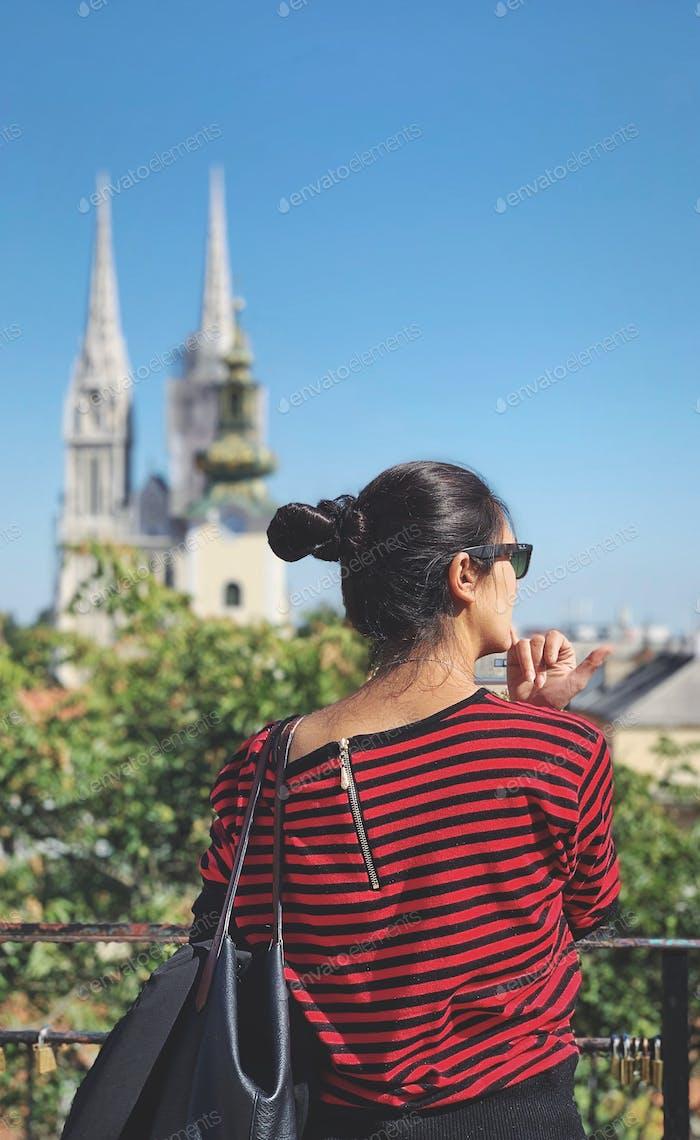 Un turista