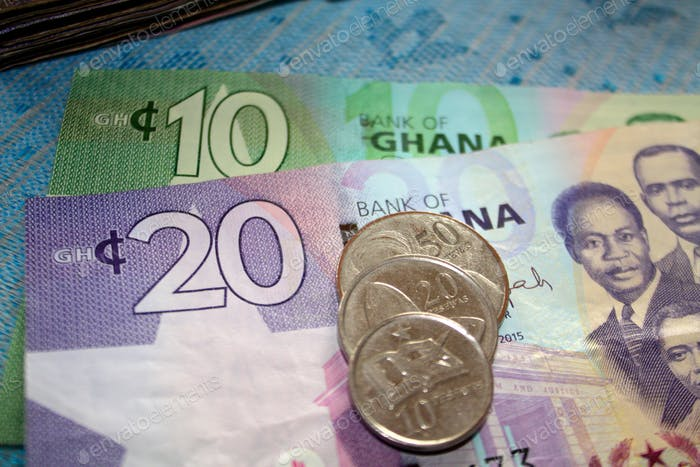 The Currency of Ghana