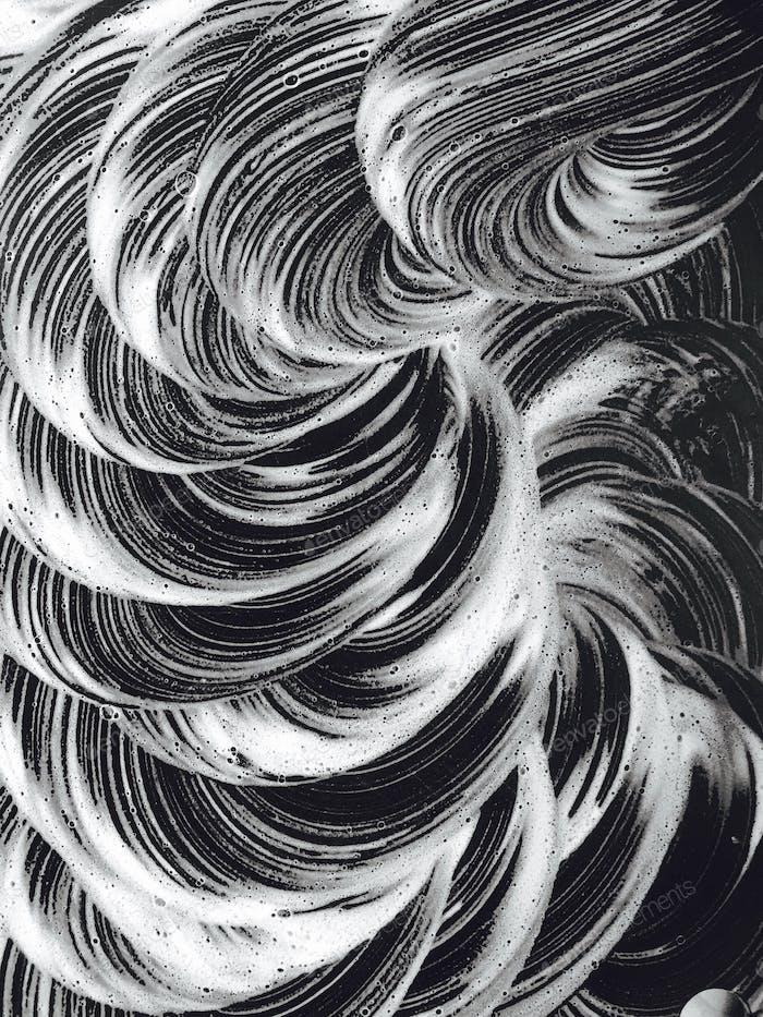 Swirly Seifenlauge
