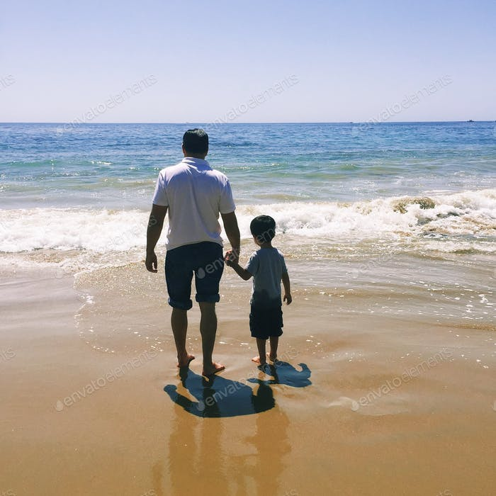 """Any man can be a father. It takes someone special to be a dad."" ~Author Unknown"