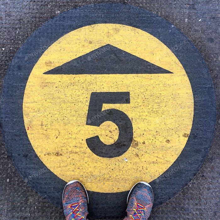 Number Five.