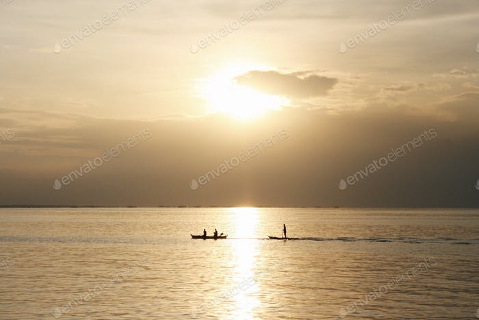 Sunset + Silhouette