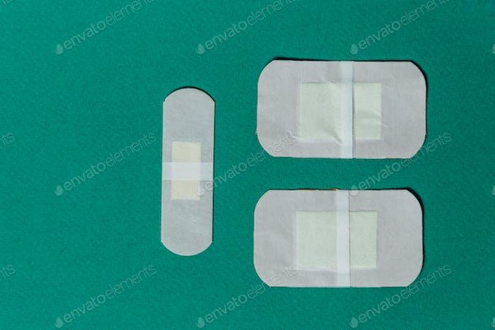 medizinische antibakterielle Wundpflaster