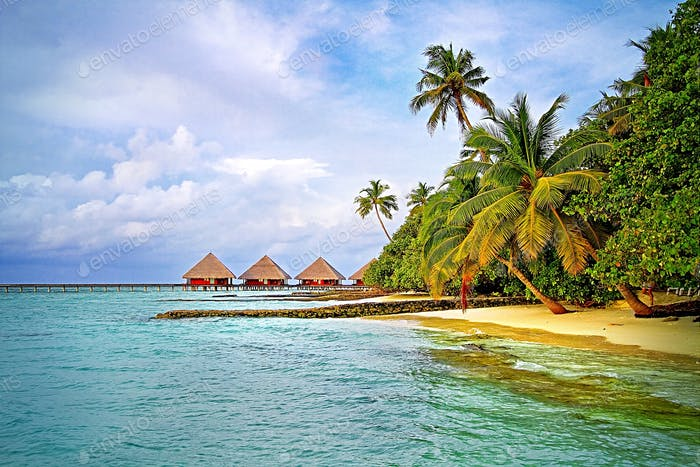 Adaraan Rannalhi, Malediven