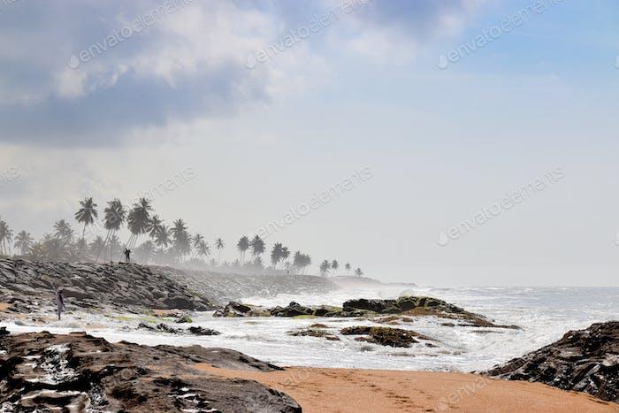 Costa del Cabo Ghana
