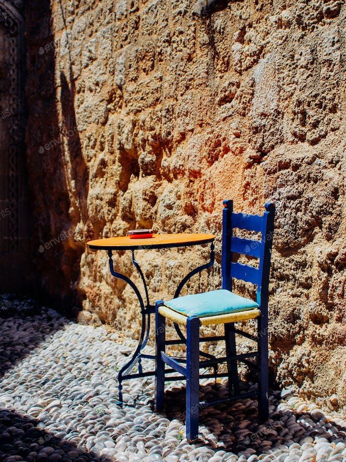 Mediterranean backstreets
