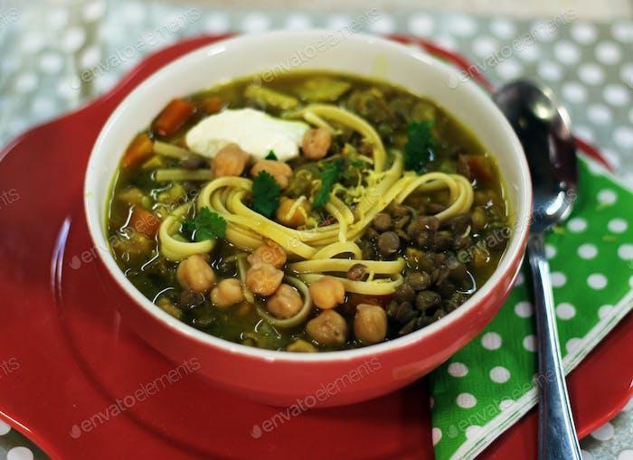 Iranian soup