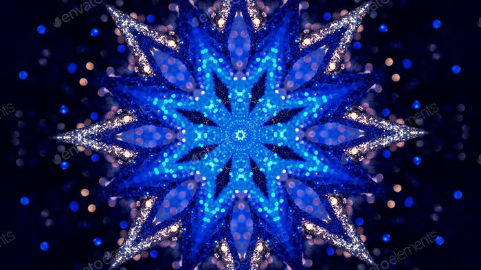 Fractal Noise and Kaleidoscopic