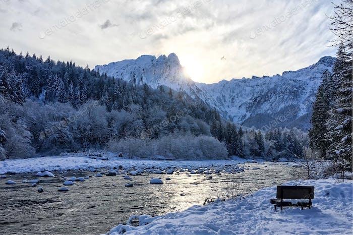 Snowy Mount Index
