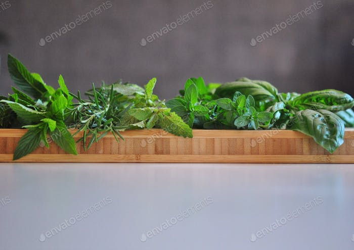 Herbs Straight From the Garden