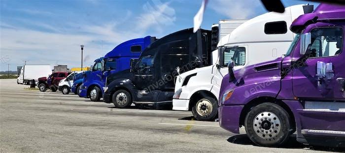Trucking!  NOMINATED!!