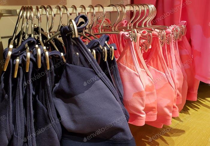 Active sport garment for ladies
