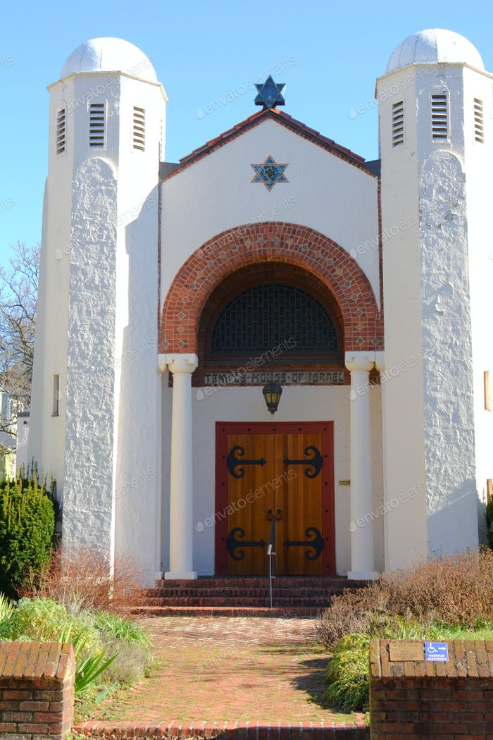 Jewish synagogue house of worship