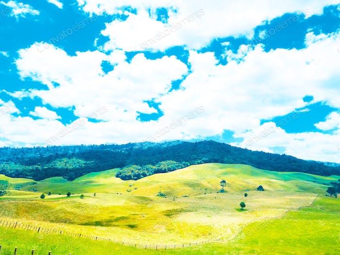 Landschaftliche Schönheit