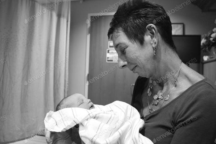 First Grandchild!