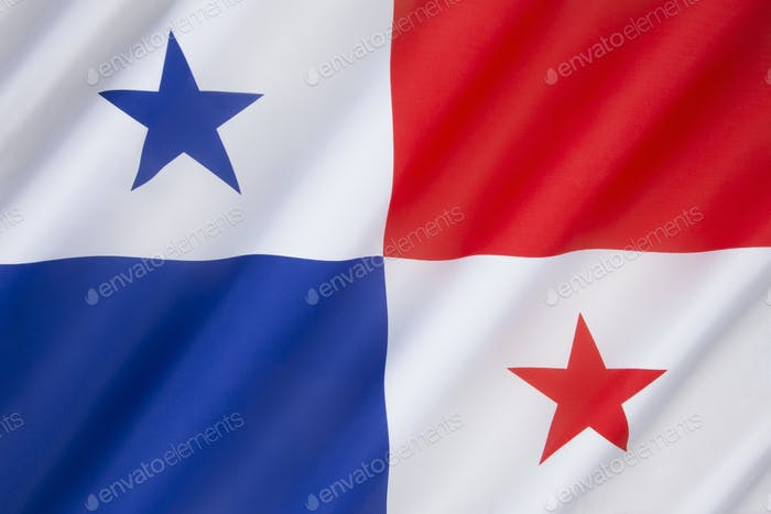 National Flag of Panama - Flag of convenience