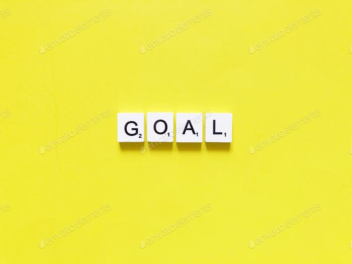 Goal/goals