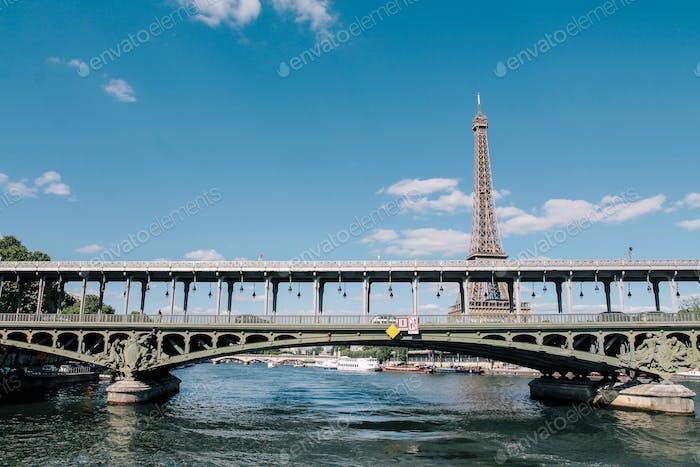 Iconic Paris.