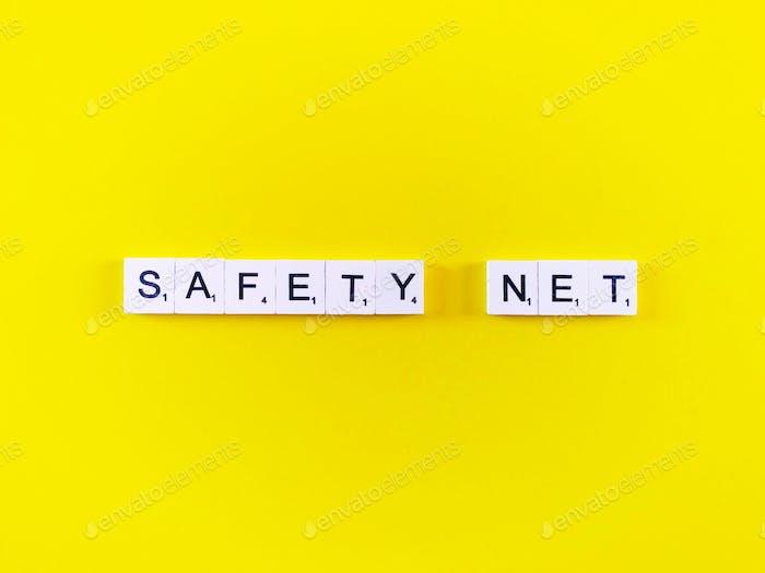 red de seguridad