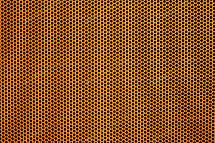 Amazing orange pattern background