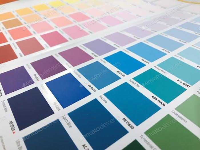 Pentone catalog for interior and exterior design 75