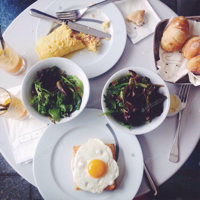 Perfect Parisian Morning