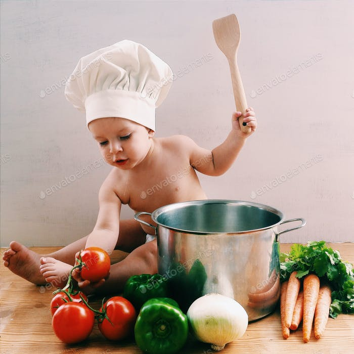 Chef Kaleb