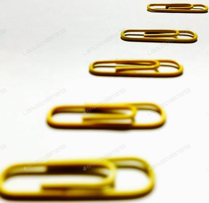 A yellow ladder!