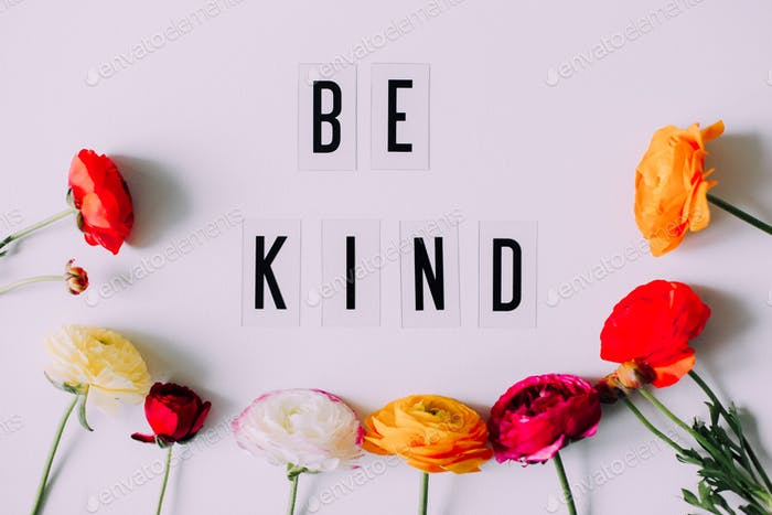 Be kind , wallpaper
