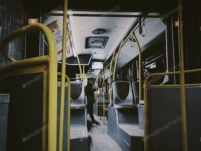 Transporte público. Transporte público