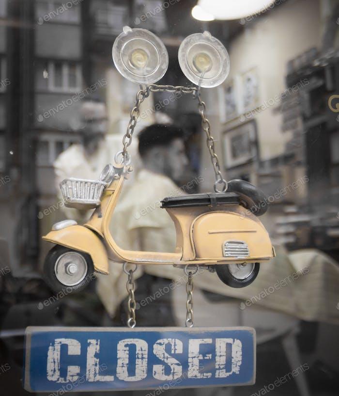 """""""Closed"""""""