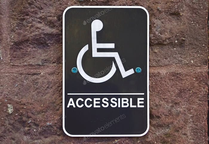 Wheelchair accessible. tonythetigersson, Tony Andrews Photography.