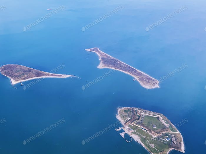 Islands In Boston Harbor