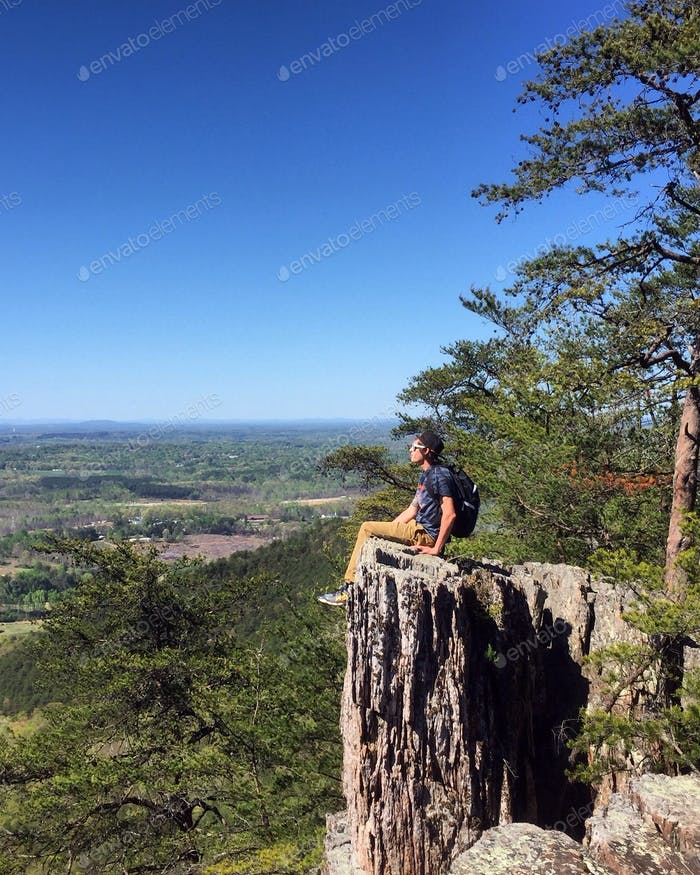 Crowders mtn, North Carolina