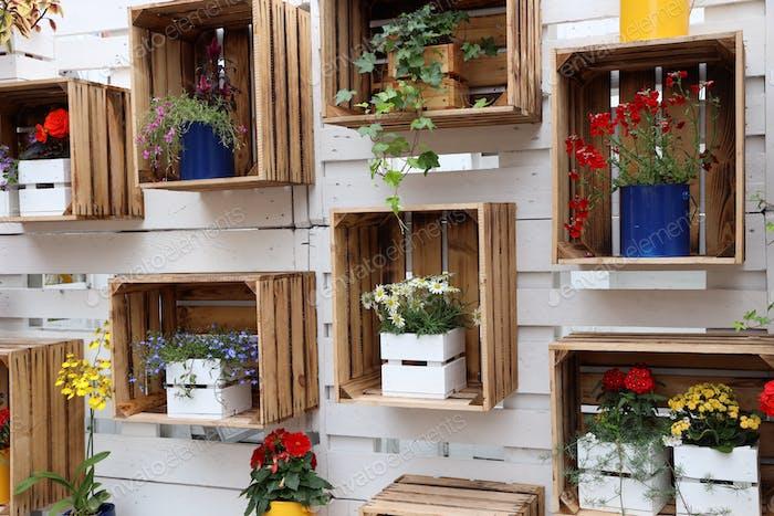 Ökologische Gartenarbeit