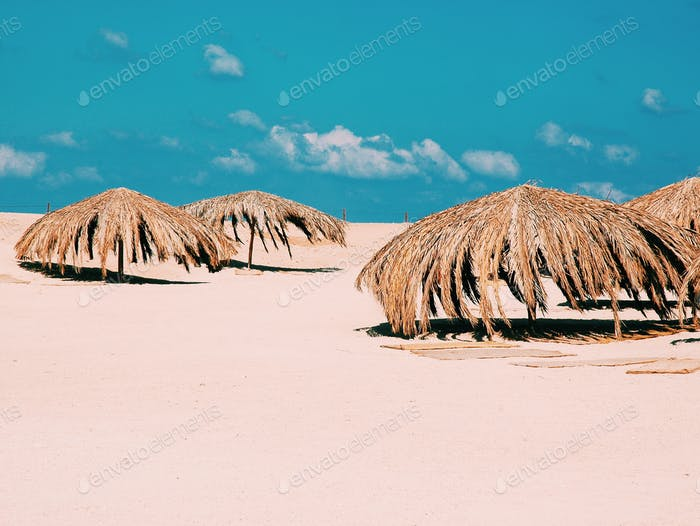 seashore island Paradise