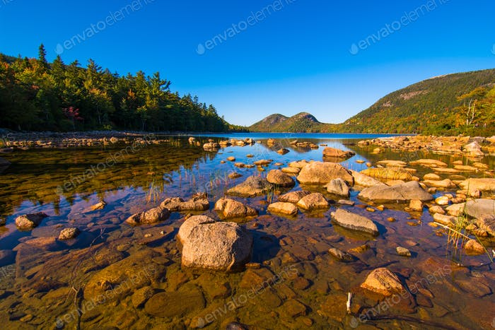 Jordan Pond, Acadia-Nationalpark