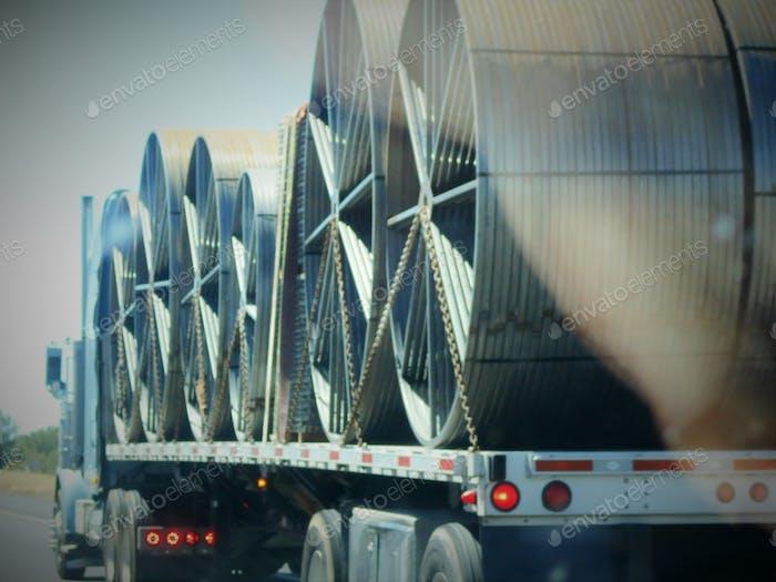 Transport und Logistik!