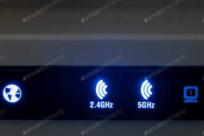 Wifi-Signal-Powerrouter