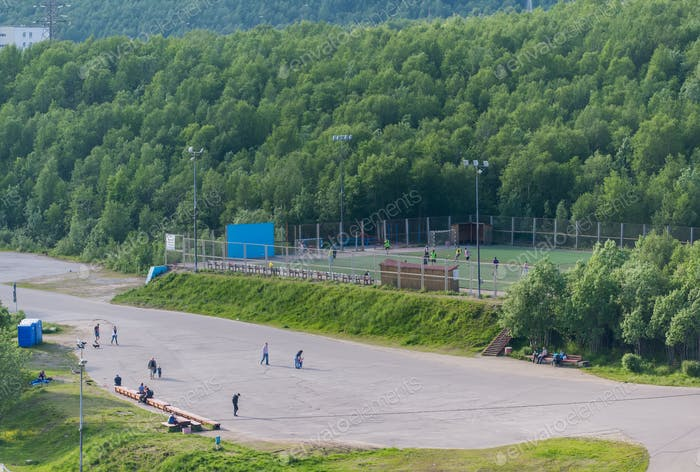 Park recreation