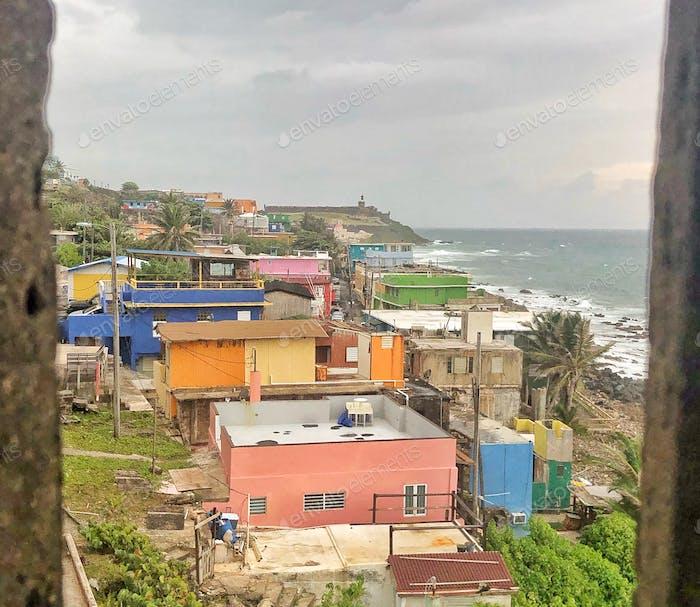 ¡Comunidad La Perla en Viejo San Juan! Nominated🌞