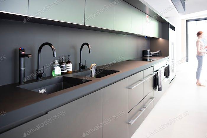 Work kitchen