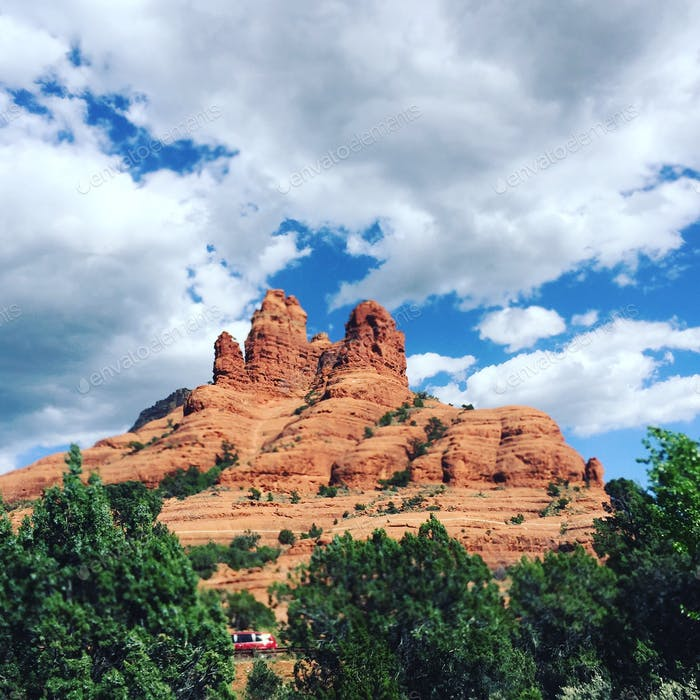 SEDONA on my mind.