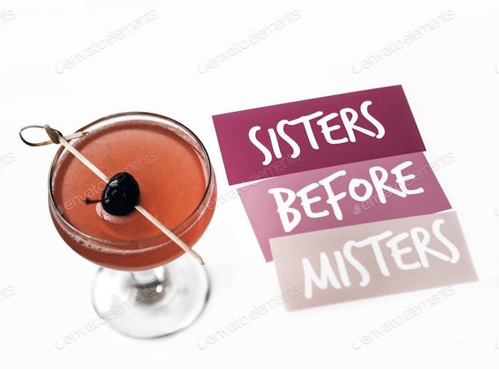 Schwestern vor Herrn