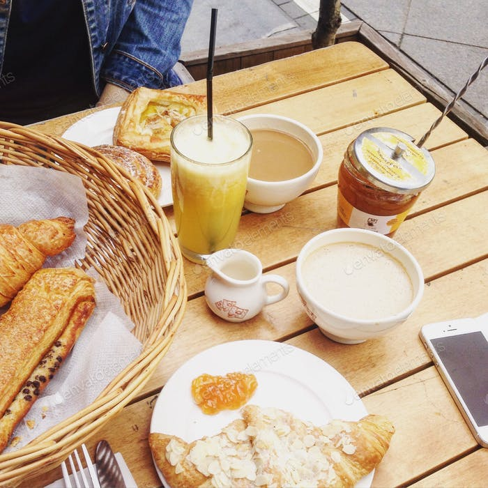 Moscow brunch