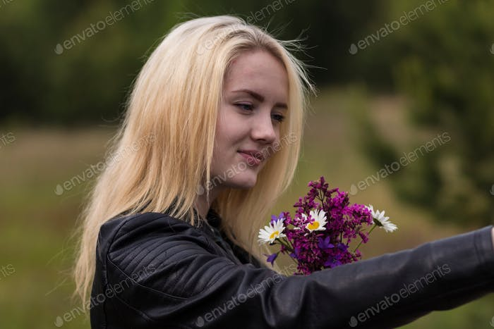 Summer photo session of a young, blond girl in nature.  🔥 Nominated 🔥 by @Leo