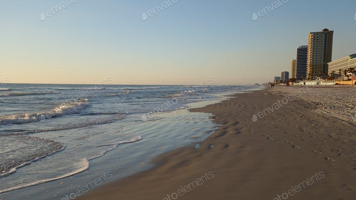 Daytona Beach Shoreline