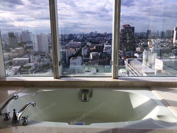 Bath tub goals